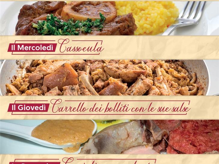 Leggi news | I piatti della tradizione